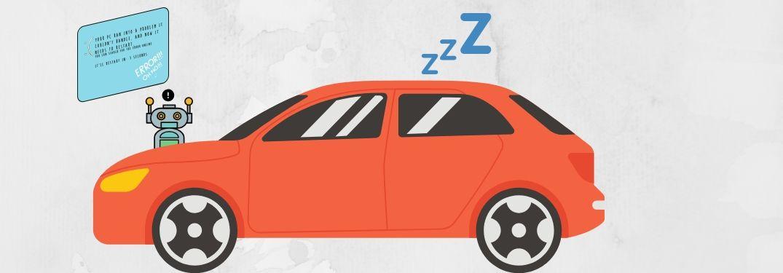 Can a pickup sensor cause power failure in a car?