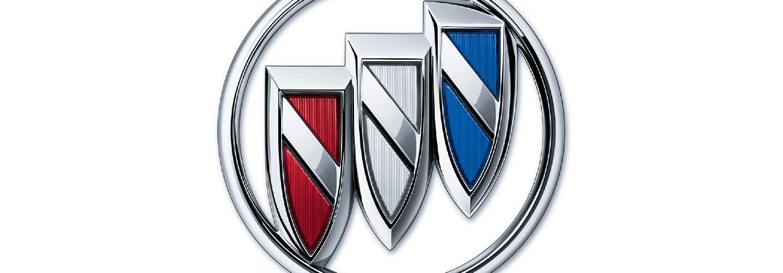 slightly cropped Buick logo
