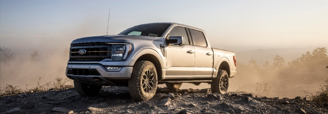 What are the available features on the 2021 Ford F-150 Tremor?