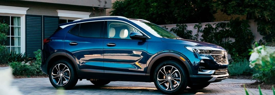 How to Use Rear Cross Traffic Alert in the 2021 Buick Encore GX?