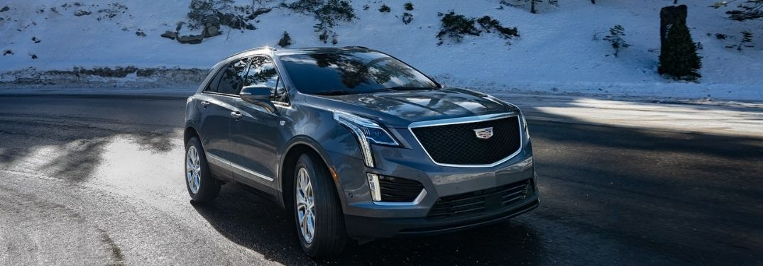 What Interior Features and Technologies are on the 2021 Cadillac XT5?