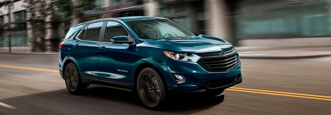 What Driver-Assistance Features are Available for the 2021 Chevrolet Equinox?