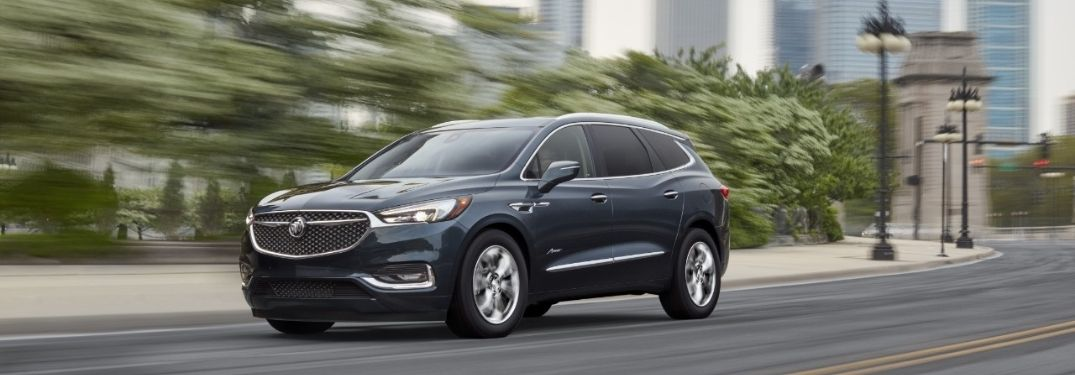 How Powerful is the Engine in the 2021 Buick Enclave?