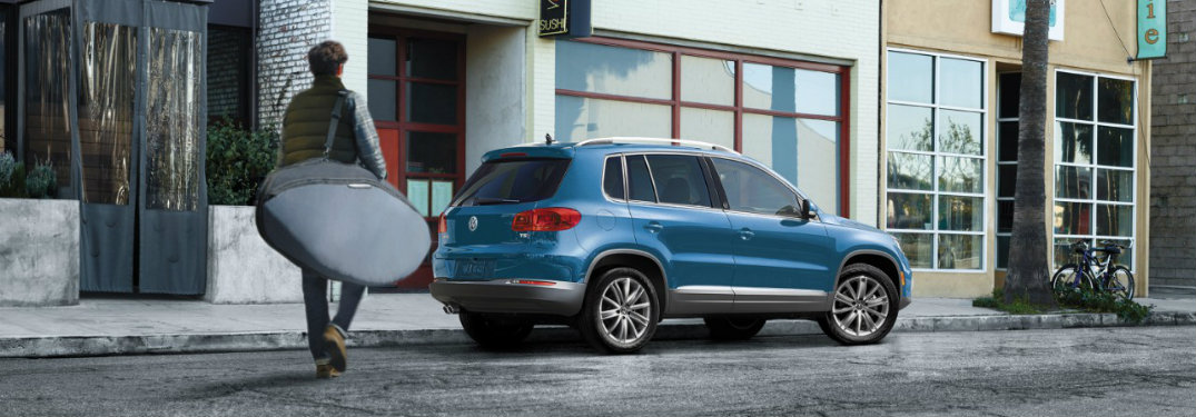 Is the old Volkswagen Tiguan being discontinued?