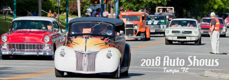 2018 Car Shows Near Tampa Fl