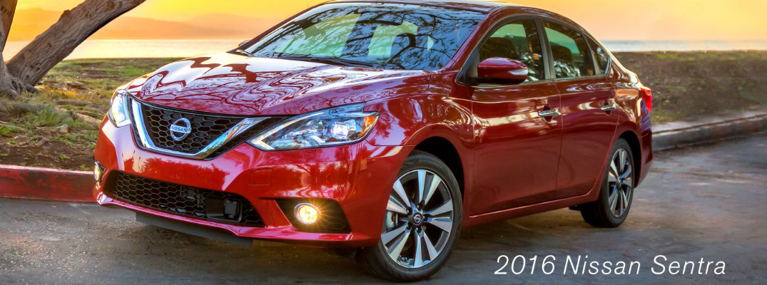 2016 Nissan Sentra Fuel Economy And Distance Capability