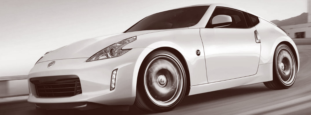 2016 Nissan 370Z Engine Power and Speed Capability