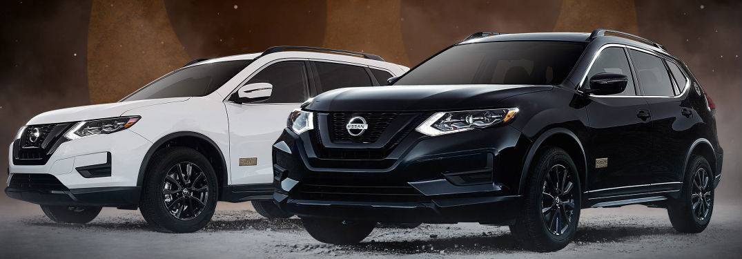 Can I buy the 2017 Nissan Rogue Star Wars Limited Edition?