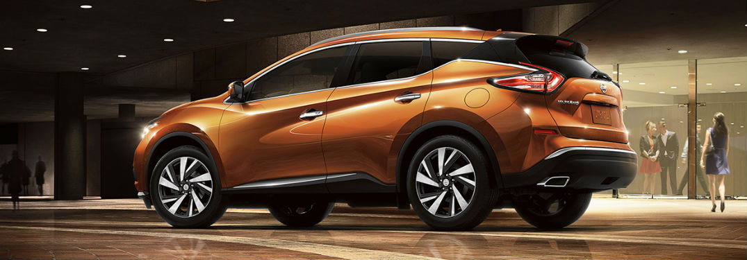 2017 5 Nissan Murano Specs And Features