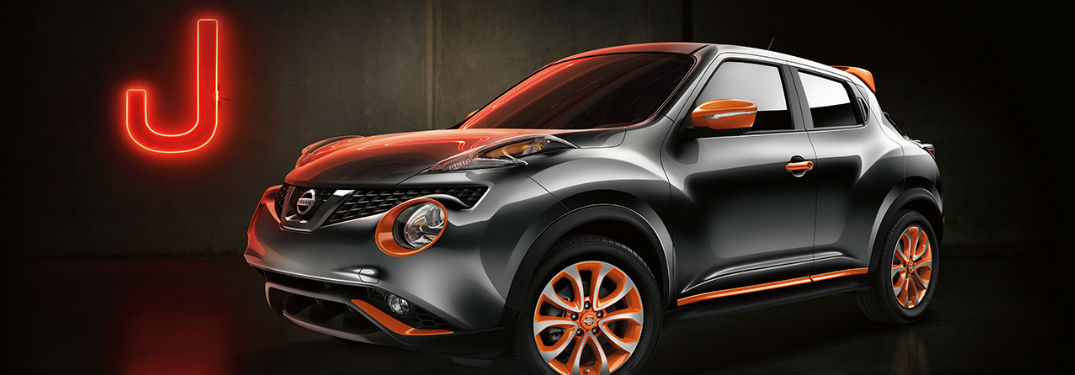 2017 nissan juke exterior color customization options. Black Bedroom Furniture Sets. Home Design Ideas