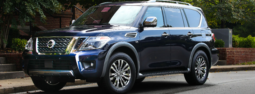 When Does the 2018 Nissan Armada Arrive at US Dealerships?