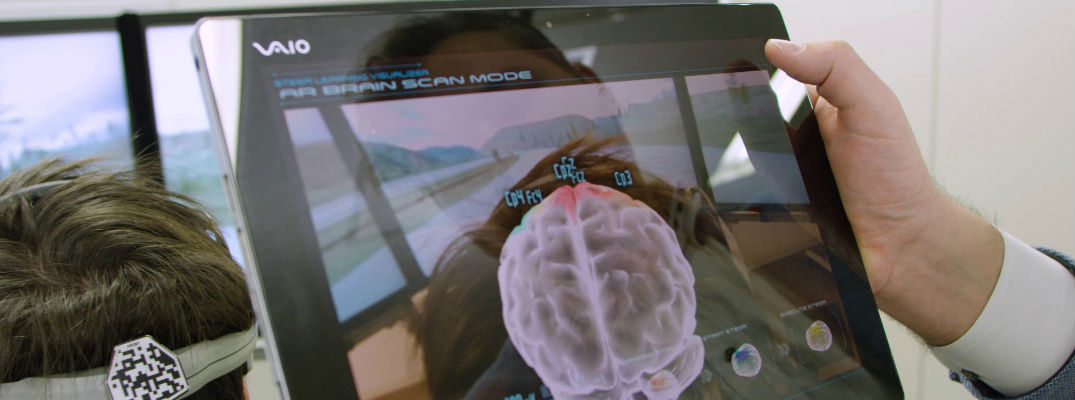 Nissan Brain to Vehicle Testing