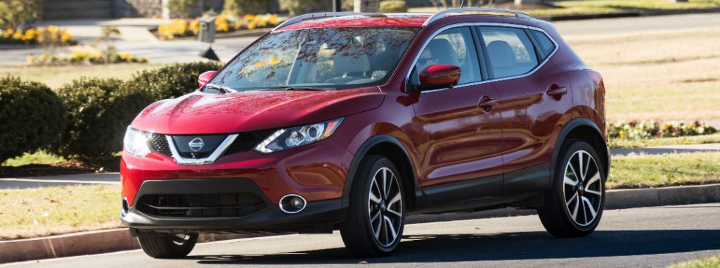 What's new for the 2018.5 Nissan Rogue Sport