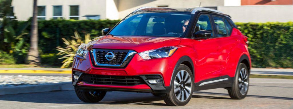 2018 Nissan Kicks engine specs and power ratings