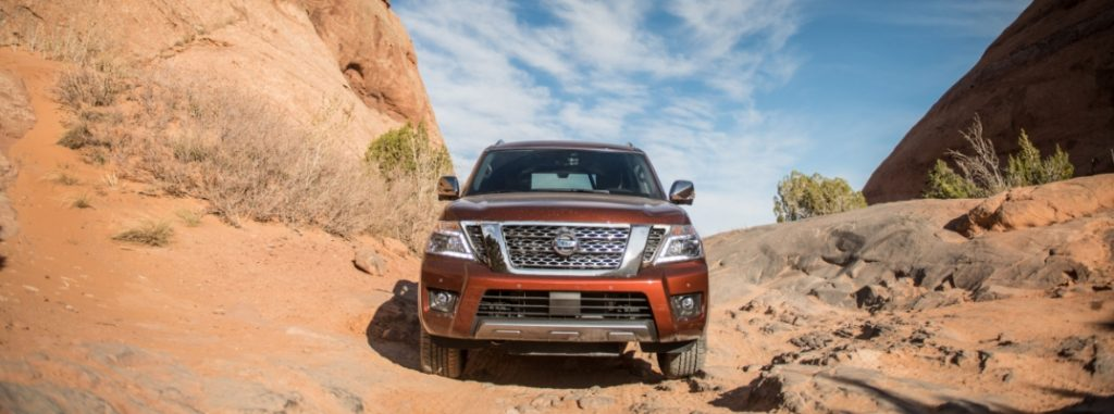 What is the 2019 Nissan Armada maximum towing capacity?
