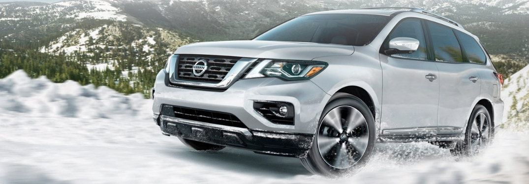 How much cargo room does the 2019 Nissan Pathfinder have?