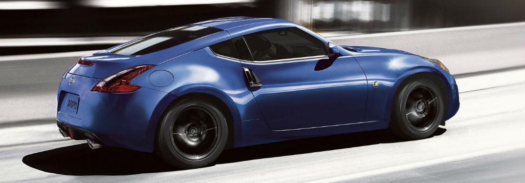 Learn What Each Model of the Nissan 370Z Has to Offer!