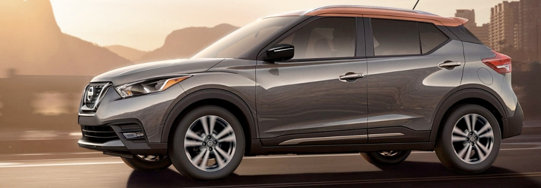 Check out the unique design of the 2019 Nissan Kicks!