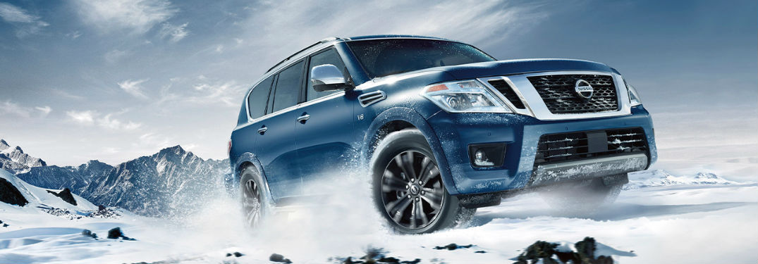 2020 Nissan Armada Engine Specs And Towing Capacity