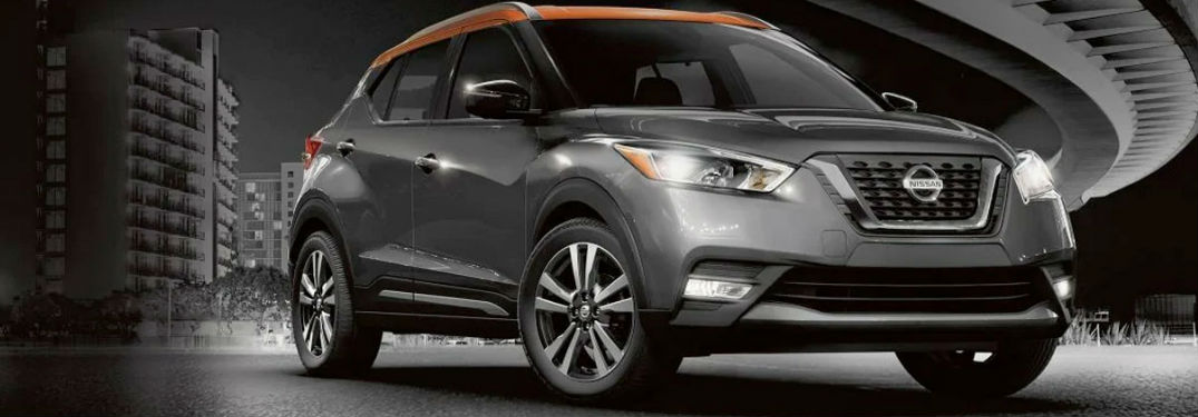How much space is inside the Nissan Kicks?