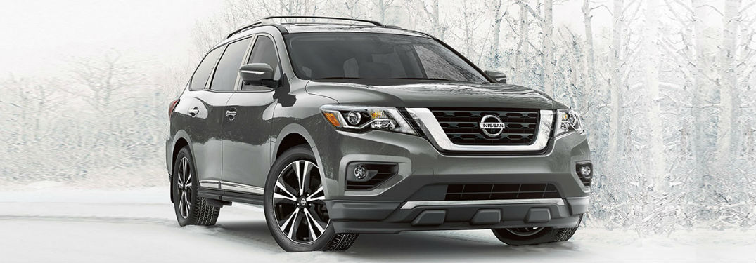 Introducing the 2020 Nissan Pathfinder