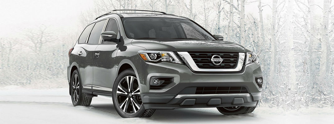 Updated 2020 Pathfinder Shows Off Array of Exterior Color Options