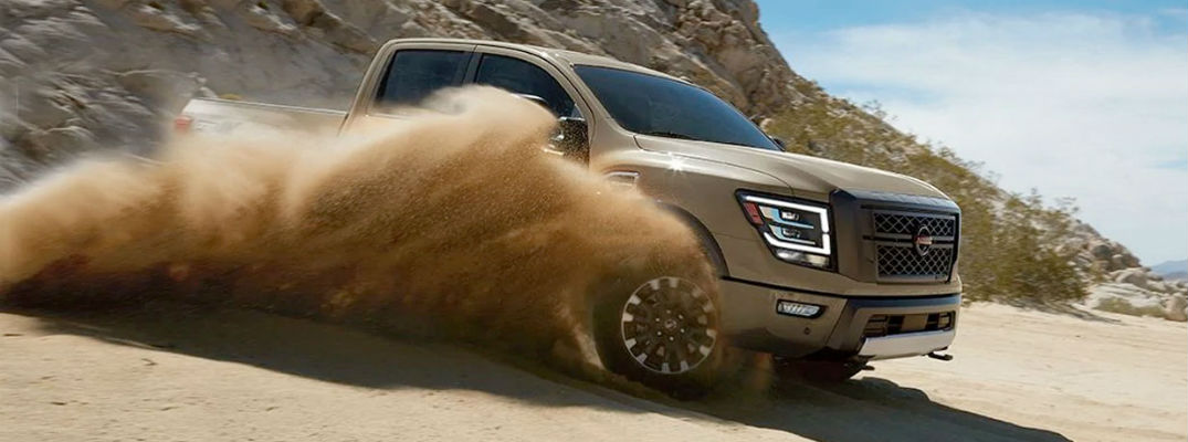 What Accessories Does the 2020 Nissan TITAN Offer?