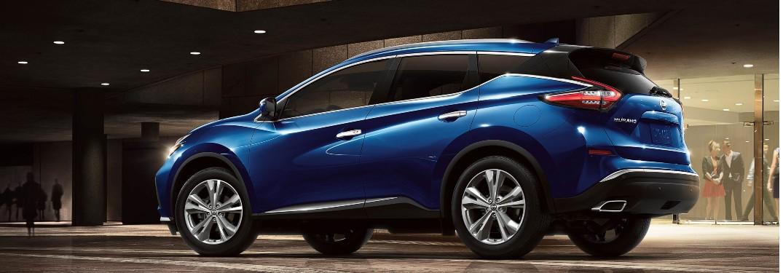 2020 Nissan Murano side profile