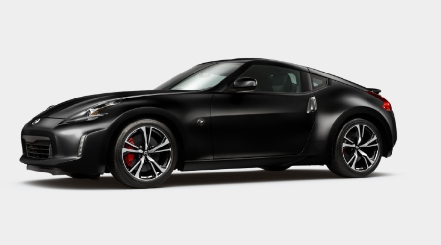 2020 Nissan 370Z Coupe Magnetic Black Pearl