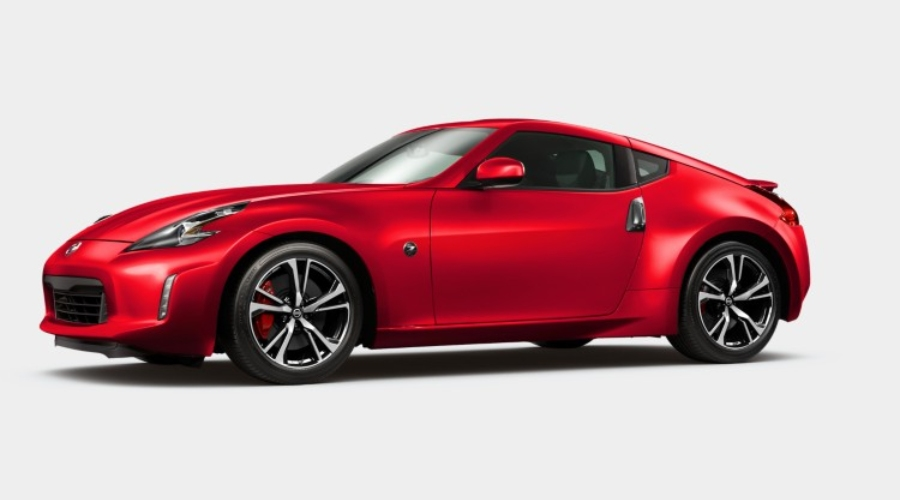 2020 Nissan 370Z Coupe Passion Red Tricoat