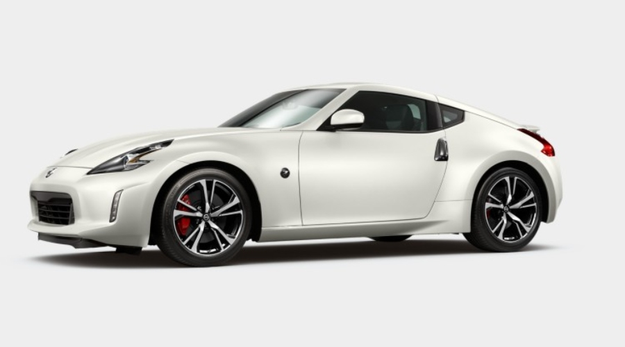 2020 Nissan 370Z Coupe Pearl White Tricoat