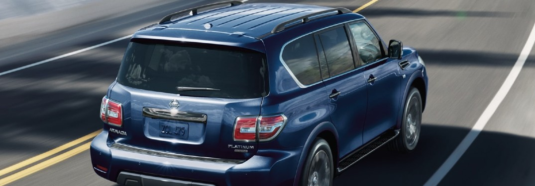 A long list of high-tech features and driver-assist technologies help give 2020 Nissan Armada a top safety rating