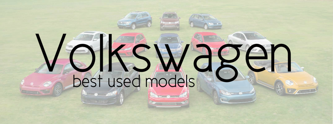 What are the best used Volkswagen models?