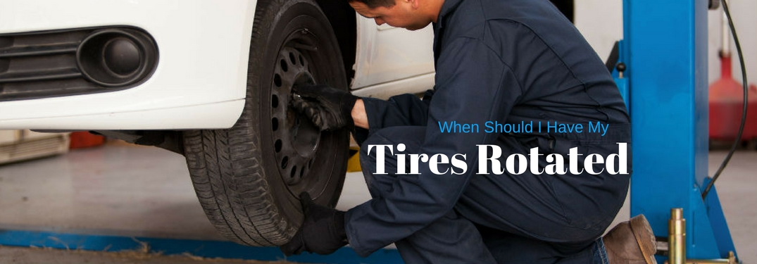 Should you get your tires rotated every oil change