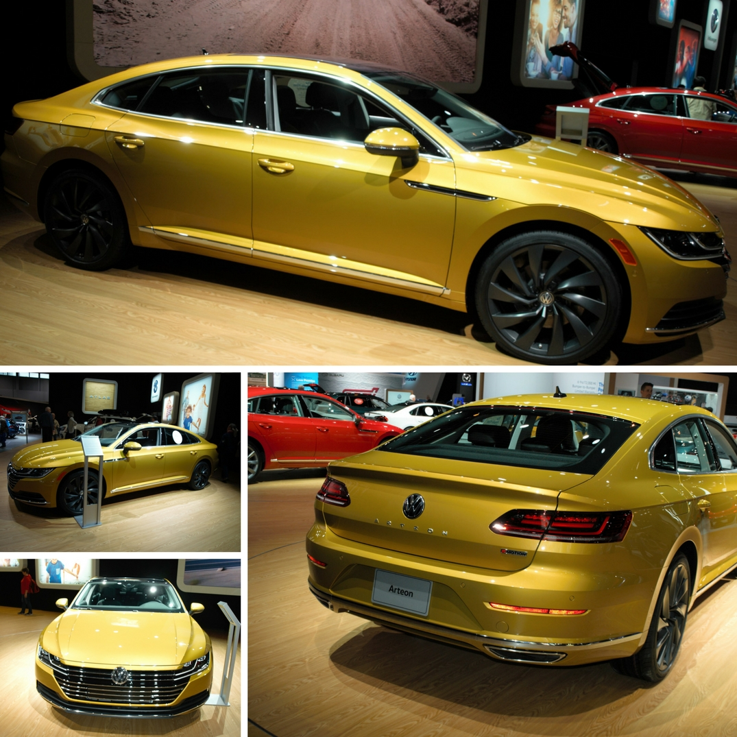 Exclusive Photos Of 2019 Volkswagen Arteon At The Chicago