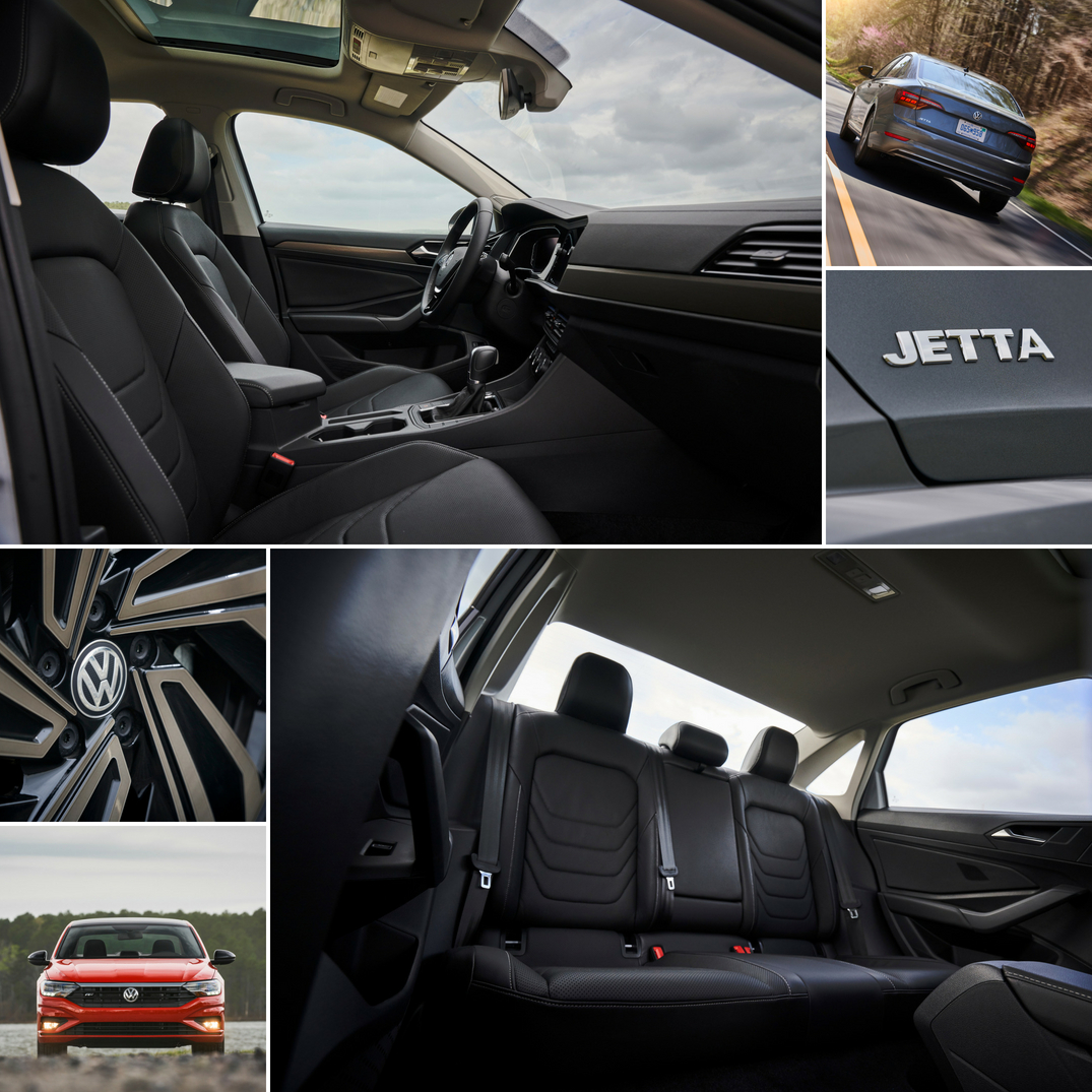 Pictures Of The Redesigned 2019 Volkswagen Jetta