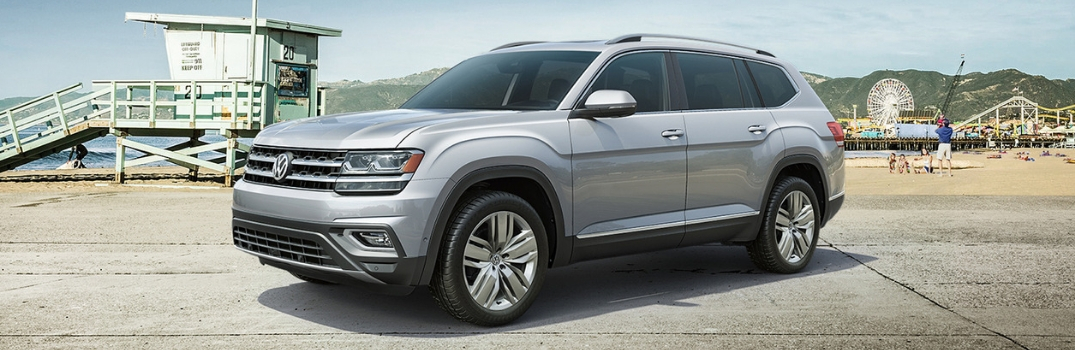 What Safety Features are on the 2019 Volkswagen Atlas?