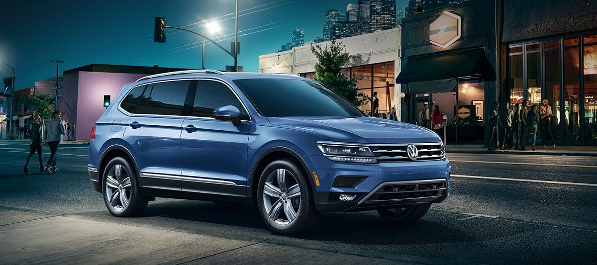 What New Color Choices Are Available For 2018 Volkswagen Tiguan
