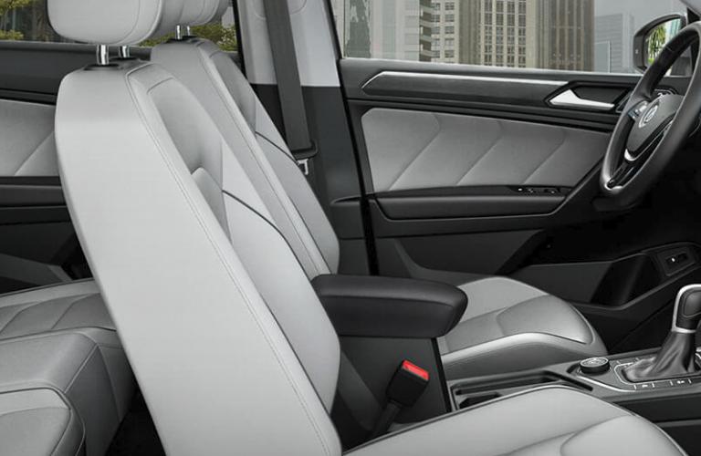 2019 Volkswagen Tiguan interior seats