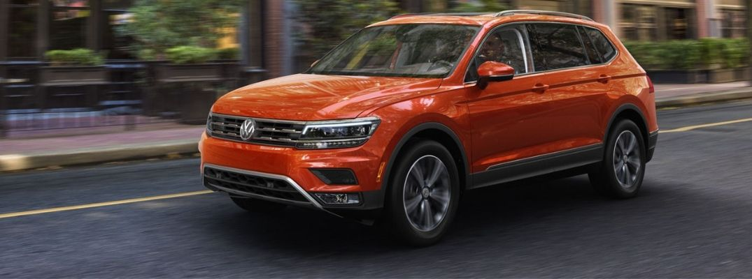 The 2019 Volkswagen Tiguan Offers an Affordable Ride for Drivers!