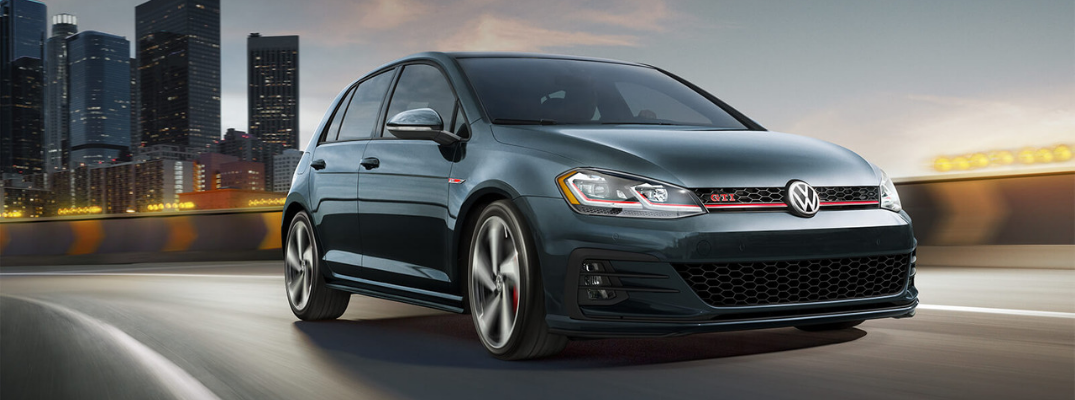 What Transmission Does the 2019 Volkswagen Golf GTI Offer?