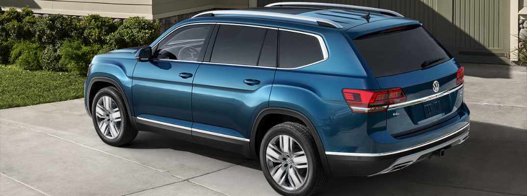 How Many Colors Does the Volkswagen Atlas Come In?