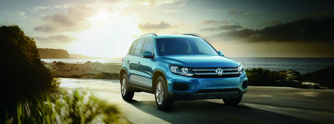 Release date for the 2017 Volkswagen Tiguan Limited