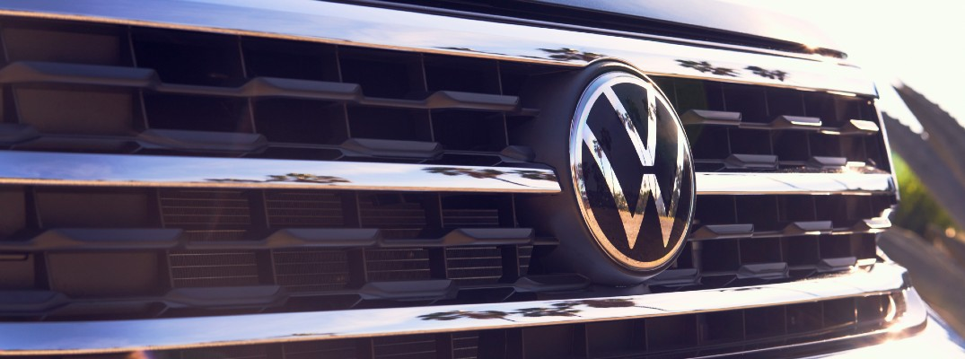 The Volkswagen name and logo will be staying in place for the near future.