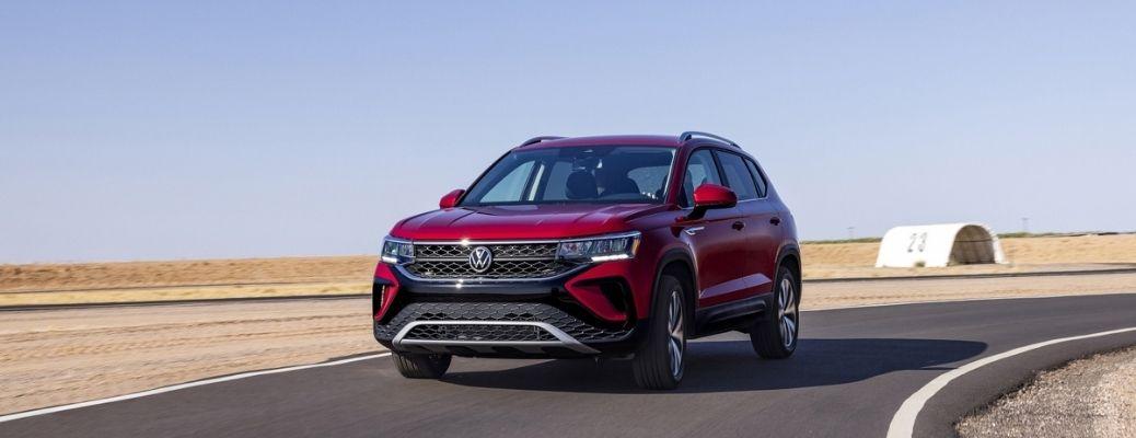 2022 Volkswagen Taos Exterior