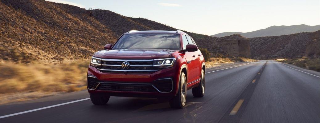 2021 Volkswagen Atlas Cross Sport Exterior