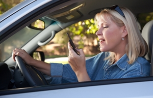 Distracted Driving Is More Common In Adults Than Teens