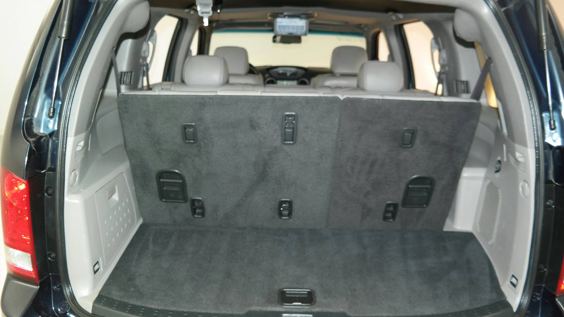 Featured 2011 Honda Pilot 4WD 4dr EX L 3rd Row Seats Used Cars In NJ Auto Auction Trunk Storage