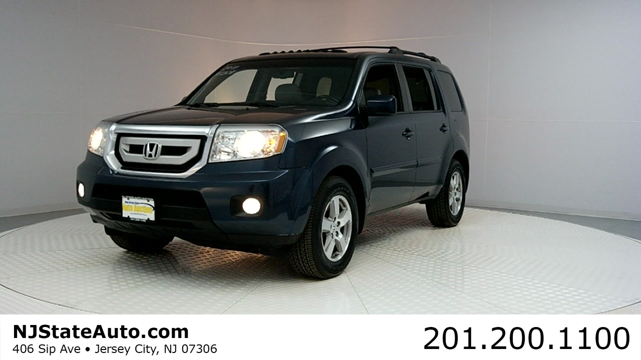 Featured: 2011 Honda Pilot 4WD 4dr EX-L 3rd Row Seats