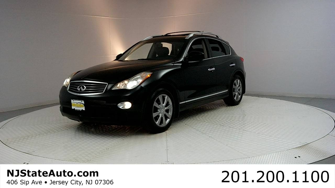 JUST LISTED FOR SALE: 2008 INFINITI EX35 AWD
